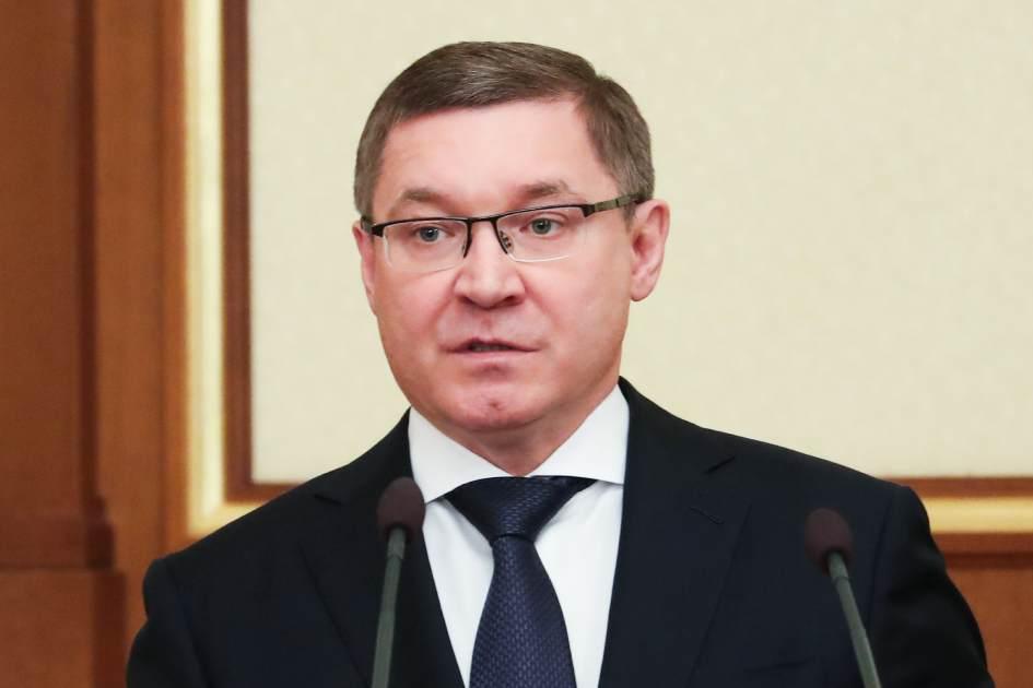 Министр строительства и ЖКХ России Владимир Якушев