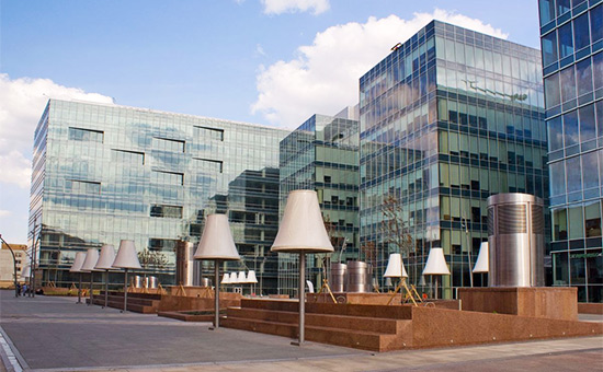 Бизнес-центрвсоставе многофункционального комплекса «Метрополис»