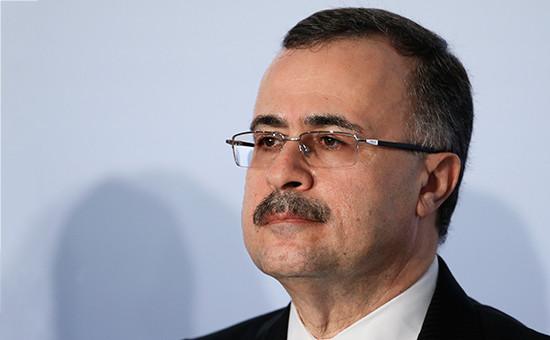 Глава государственной нефтедобывающей корпорация Saudi Aramco Амин Нассер