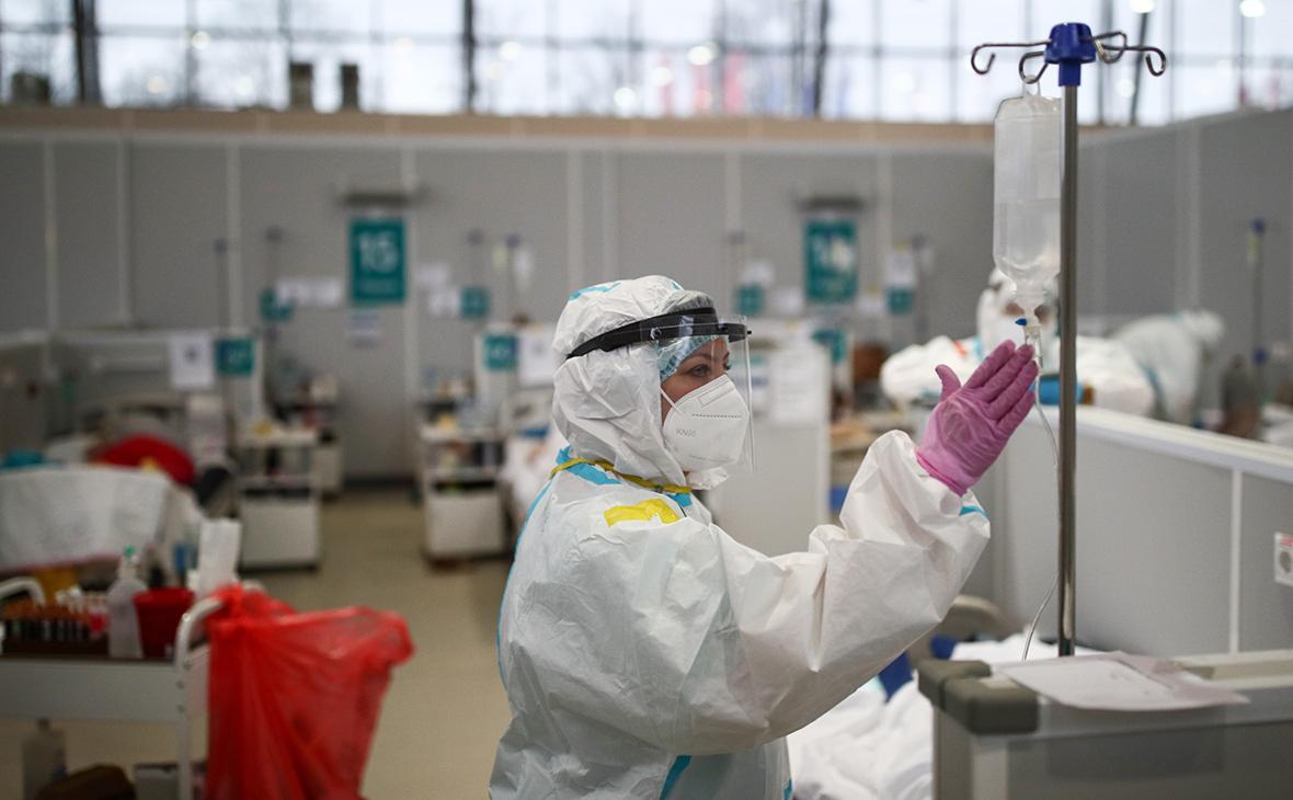В России выявили 9,3 тыс. новых случая коронавируса за сутки