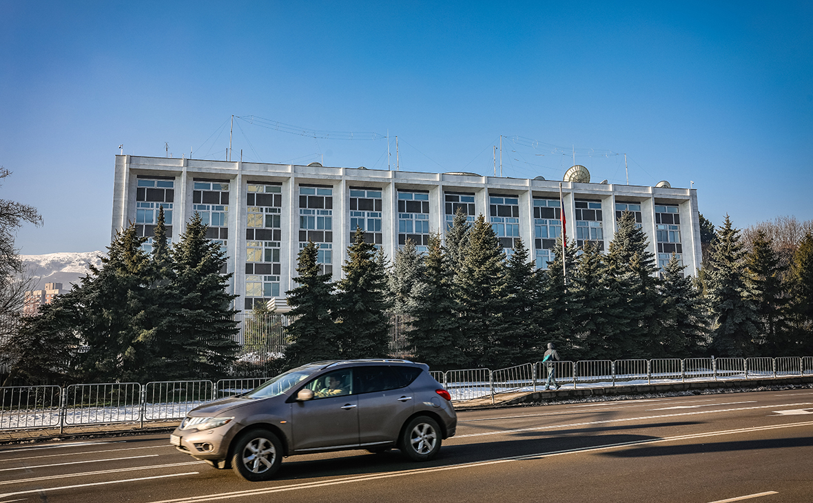 Посольство РФ в Болгарии
