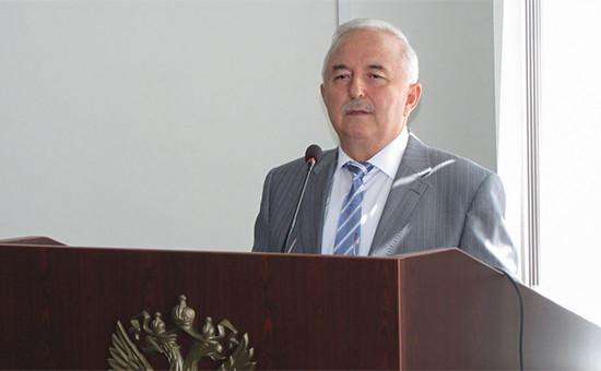 Глава Верховного суда Чечни Магомед Каратаев