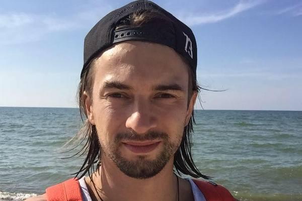 Музыкант Сергей Кивин