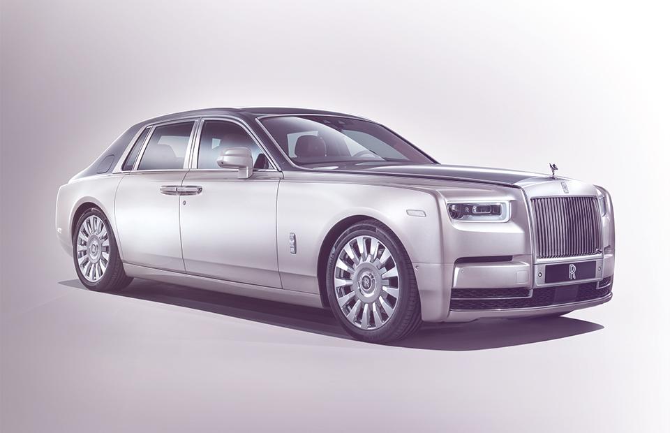Фото: пресс-служба Rolls-Royce Motor Cars