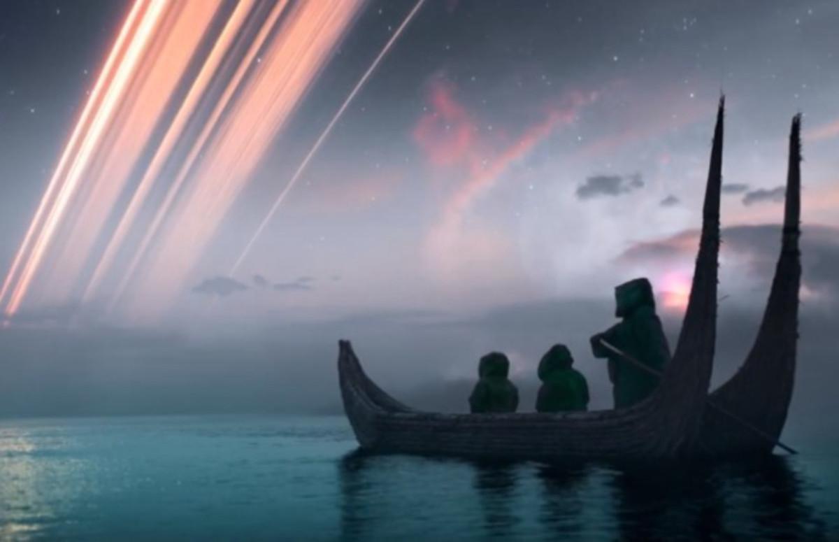 Кадр из сериала«Основание»
