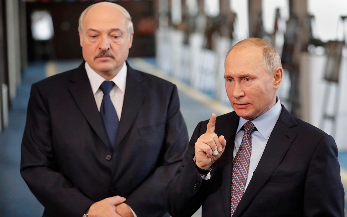 Кремль назвал темы встречи Путина и Лукашенко :: Политика :: РБК