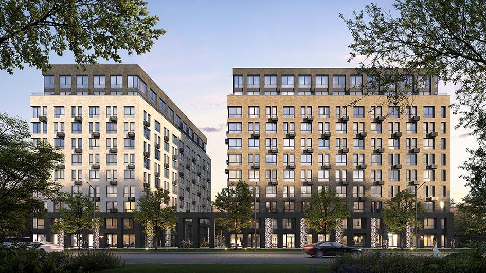 Апарт-комплекс «Донской квартал»