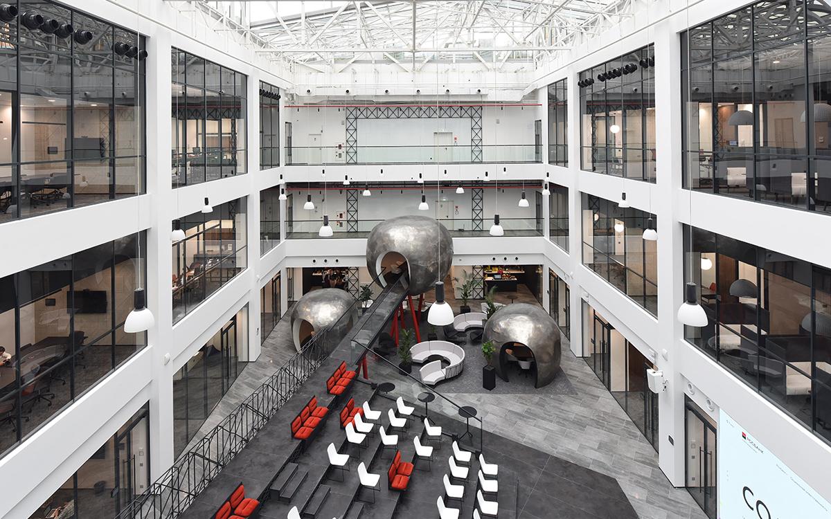 Фото: UNK corporate interiors