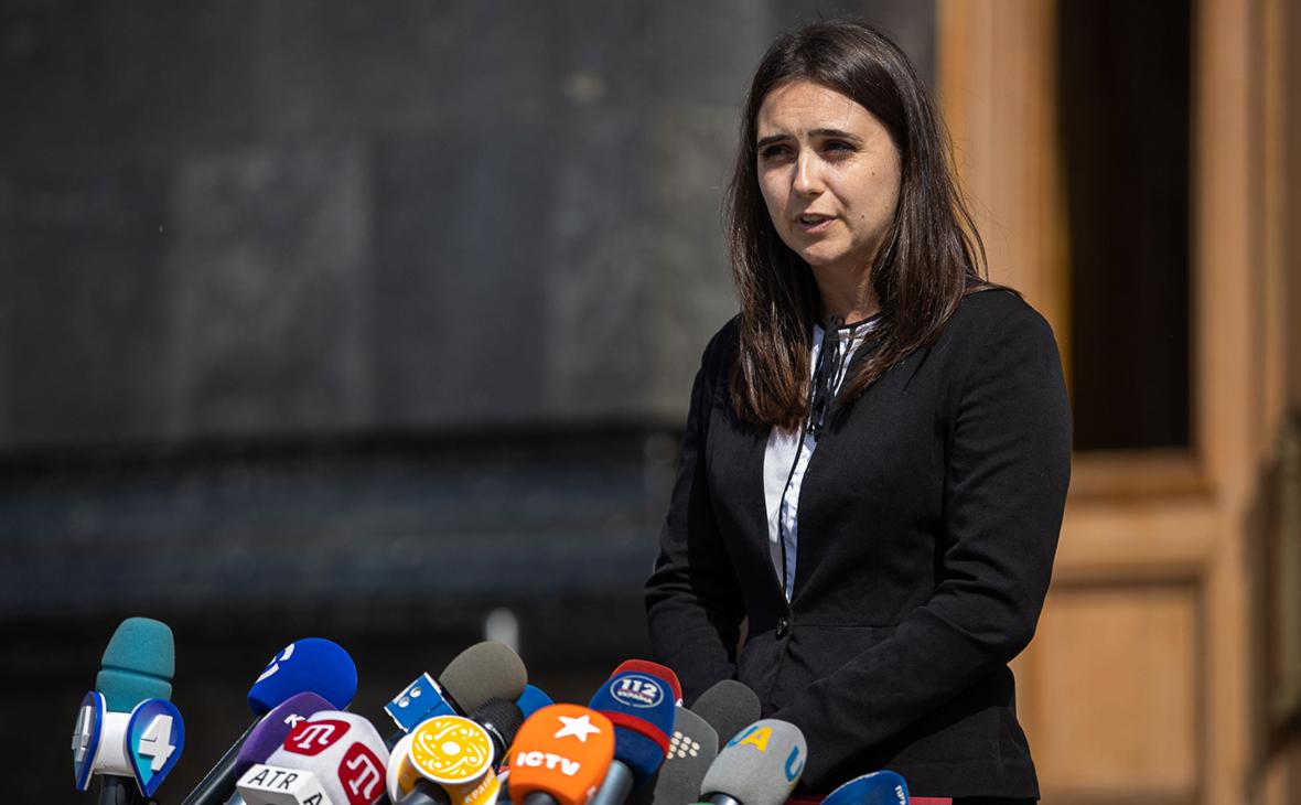 В офисе Зеленского заявили об увольнении пресс-секретаря президента