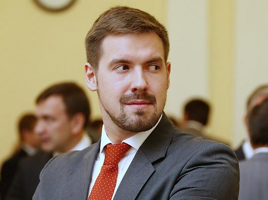 Глава комитета финансов Смольного Алексей Корабельников