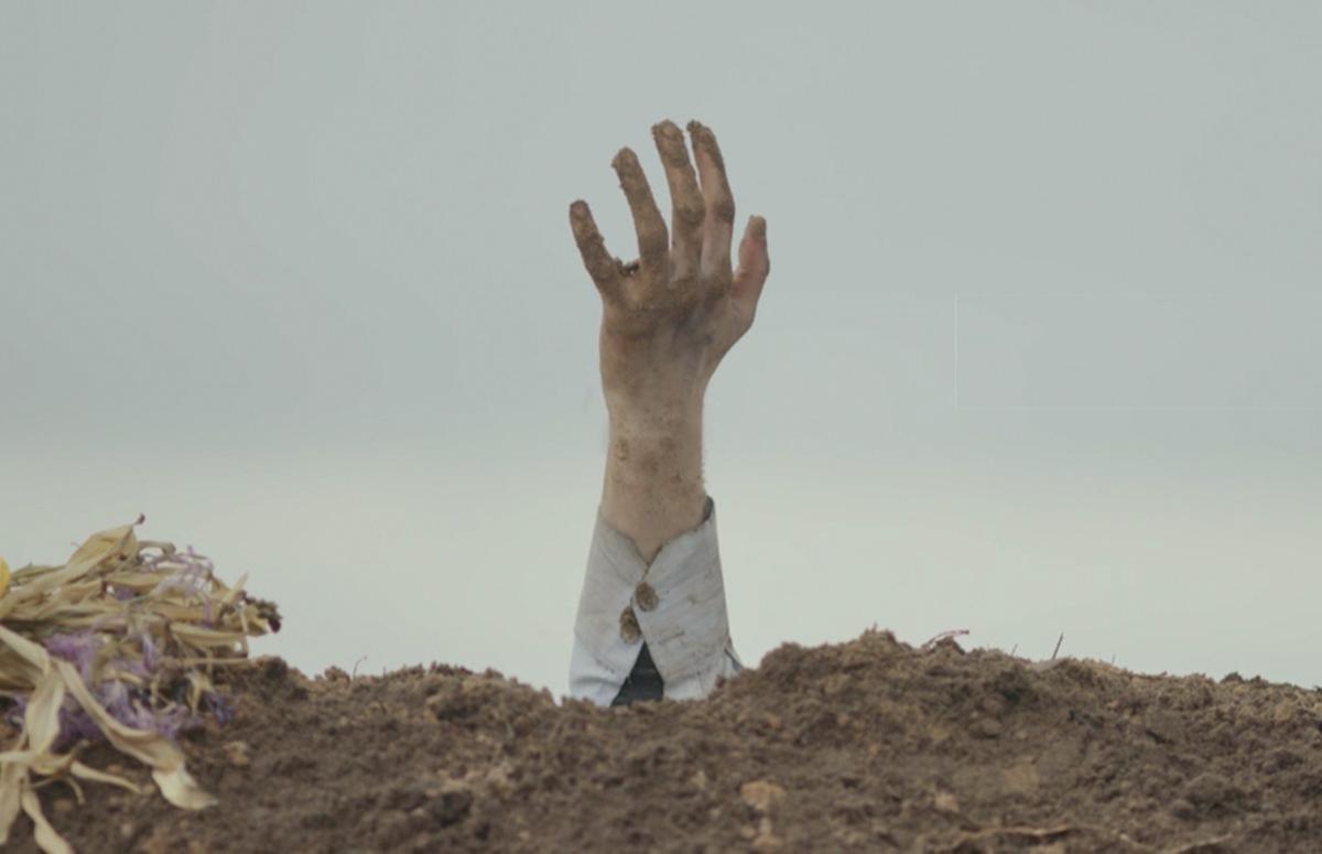 Кадр из фильма «Хочу домой»