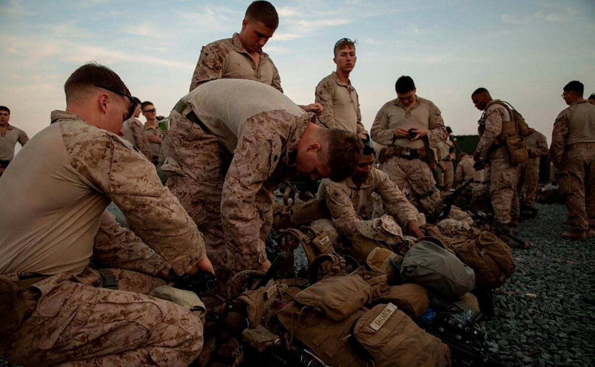 Фото: Robert G. Gavaldon / AP / U.S. Department of Defence