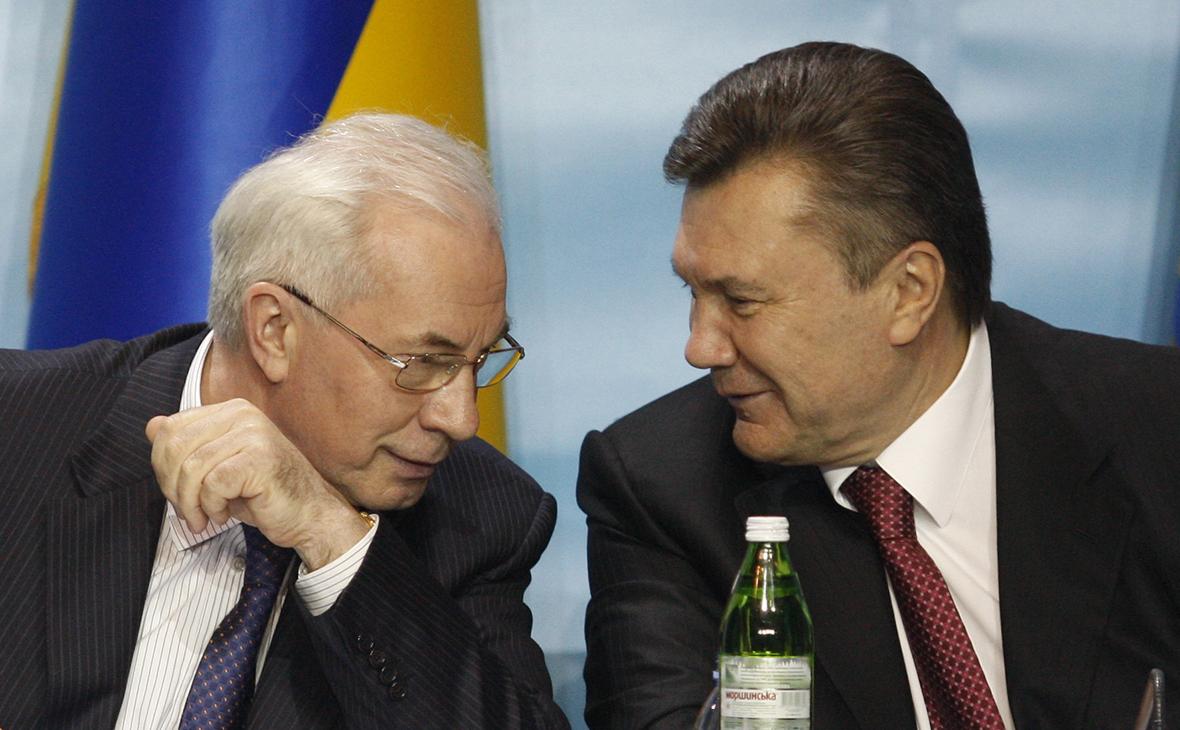 СНБО Украины ввел санкции против Януковича, Азарова и Поклонской