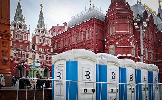 Новые налоги затронут в том числе владельцев платных туалетов
