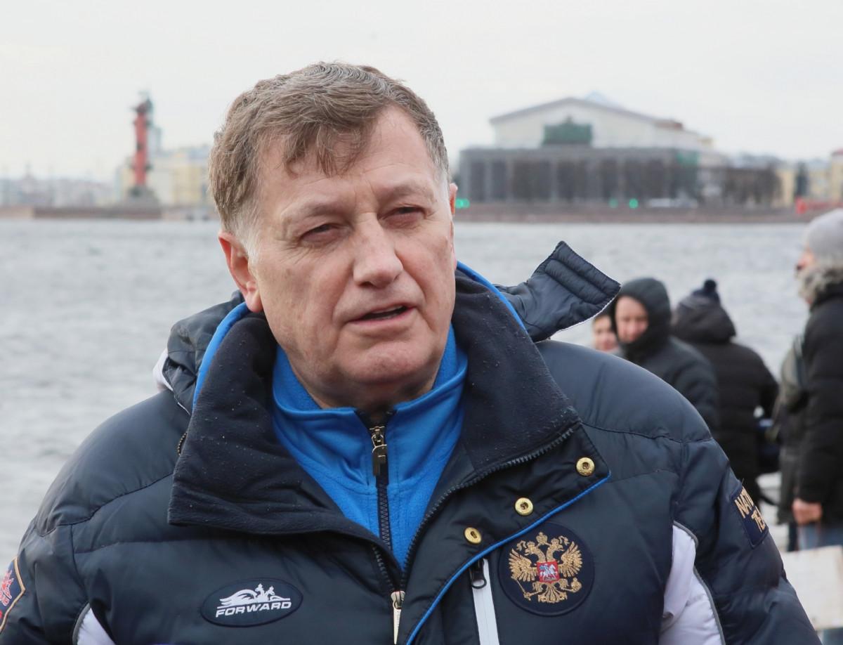 Председатель петербургского парламента Вячеслав Макаров