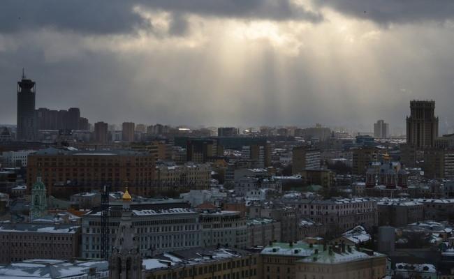 Район Замоскворечье Центрального административного округа