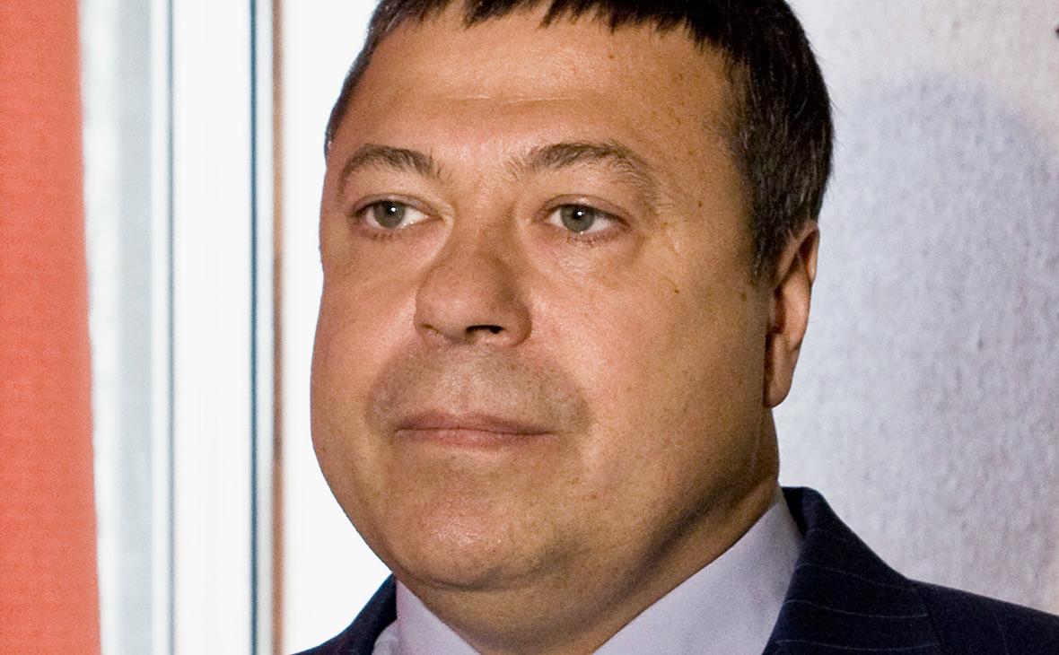 Бизнесмен Сергей Михайлов