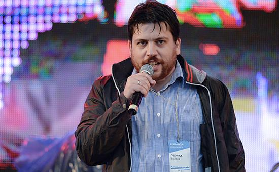 Леонид Волков, соратник Алексея Навального