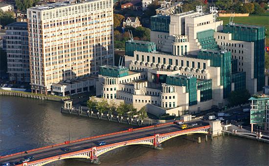 Лондон, штаб-квартира MI6