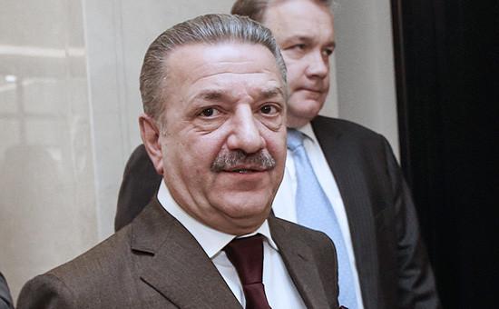Бывший владелецЧеркизовского рынка ТельманИсмаилов