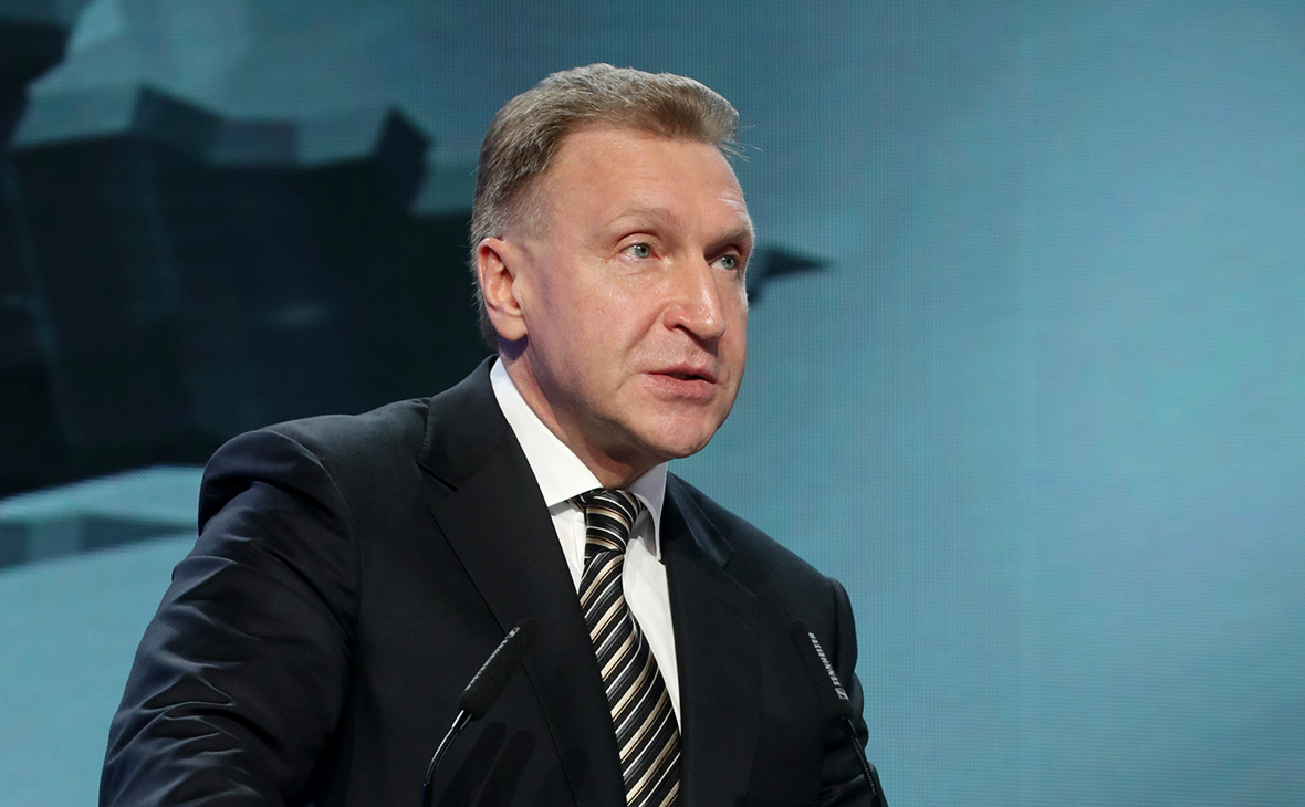 Шувалов заявил о «переосмыслении» экономики из-за пандемии COVID-19