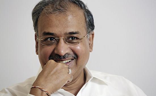 Индийский миллиардер Дилип Чангви