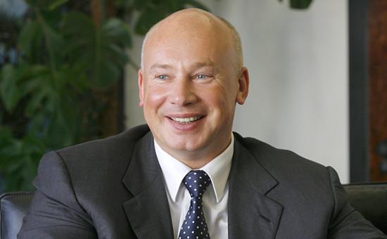 Бизнесмен Олег Бойко