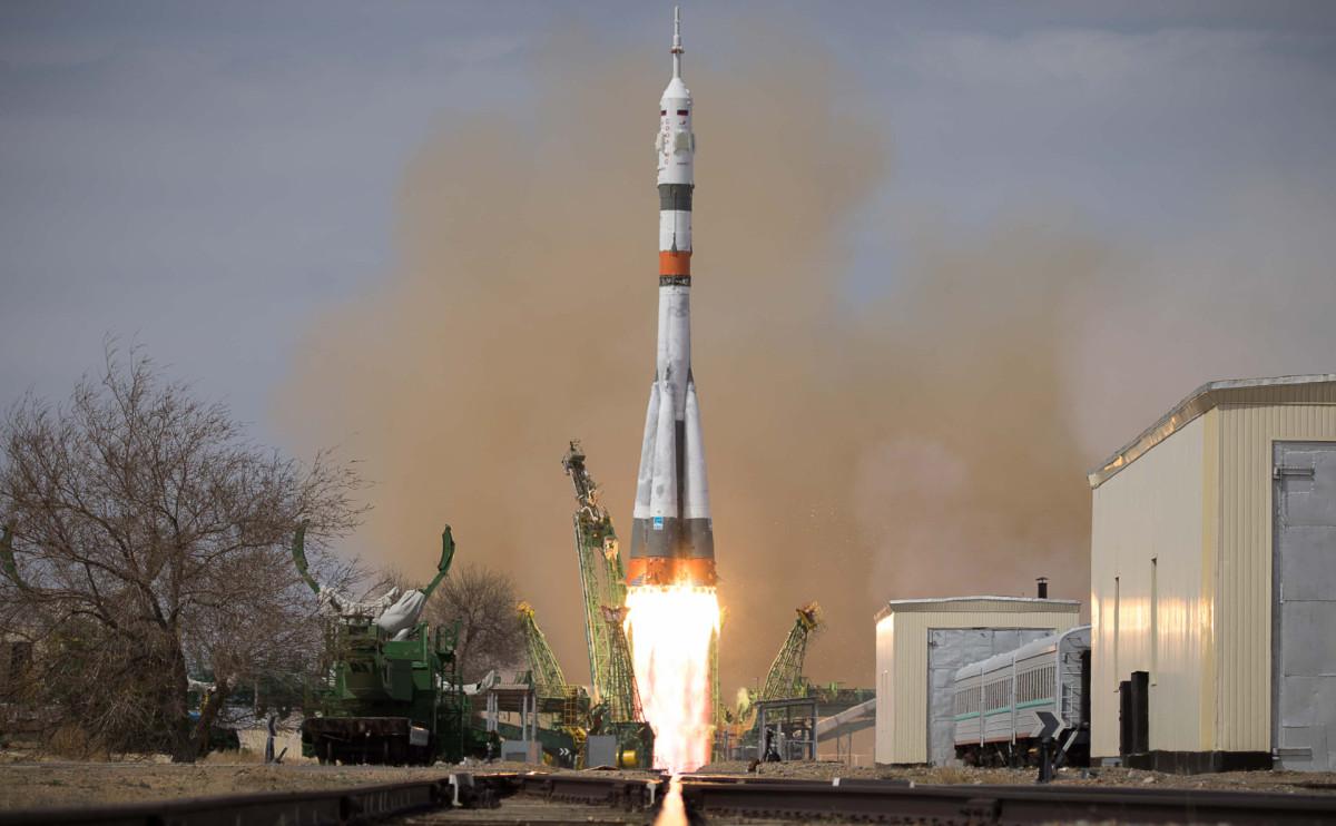 Фото: Пресс-служба ГК «Роскосмос» / ТАСС