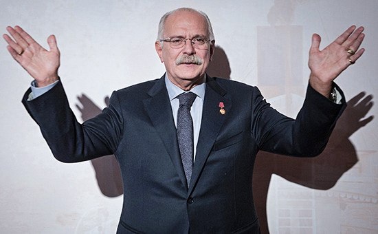 Никита Михалков, президент совета РСП
