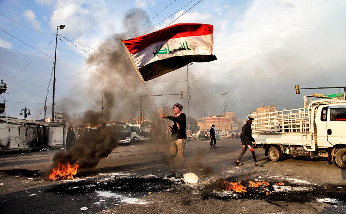 Фото: Khalid Mohammed / AP