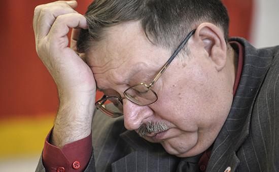 Бывший редактор газеты «Дуэль» Юрий Мухин