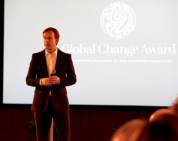 Фото: facebook.com/globalchangeaward