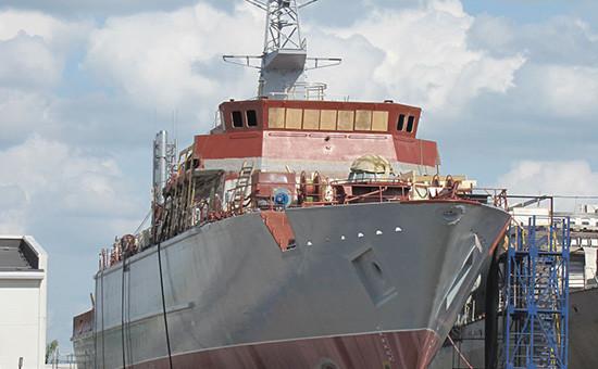 Корабль противоминной обороны «Георгий Курбатов»