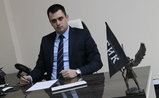 Гендиректор ООО «ГИК» Максим Кубасов