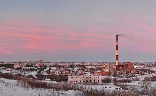 Воркутинская ТЭЦ-1