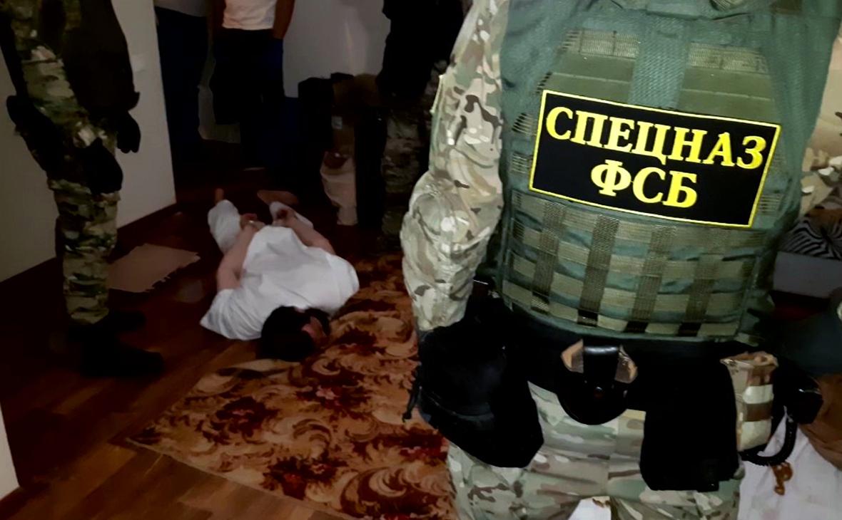 Фото: ФСБ РФ / РИА Новости