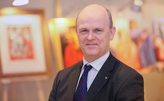 Президент игенеральный директор румынского автопроизводителя Dacia Николя Мор