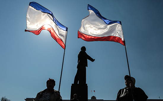 Флаги Крыма