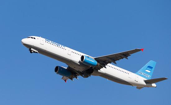 Самолет Airbus компании «Когалымавиа» (она же MetroJet). Архивное фото