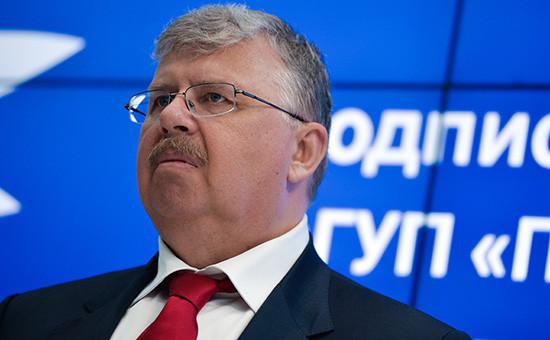Бывший глава Федеральной таможенной службы (ФТС) Андрей Бельянинов
