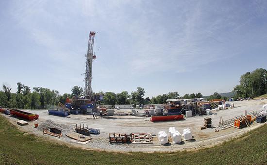 Добыча нефти, США