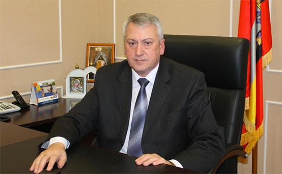 Василий Зубков