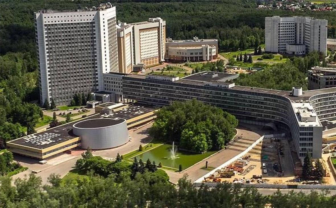 Штаб-квартира Службы внешней разведки