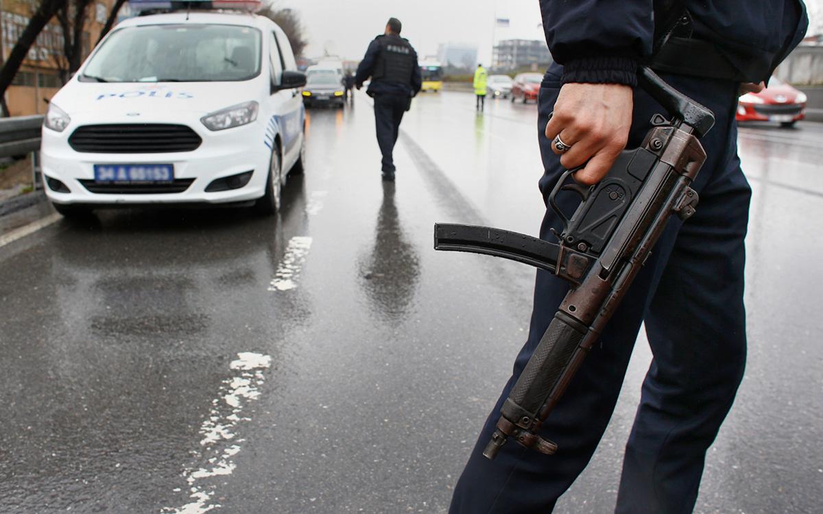 В Турции задержали соратника экс-лидера «Исламского государства»