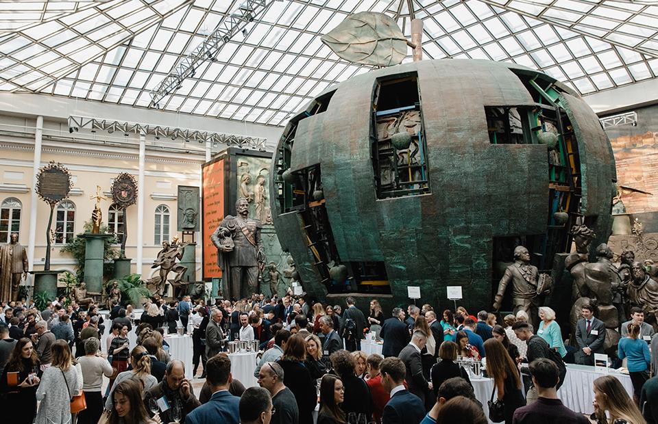 Московская Галерея искусств Зураба Церетели