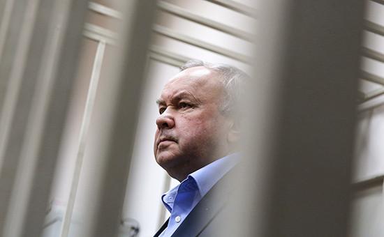 Генеральный директор научно-производственного объединения «Мостовик» Олег Шишов