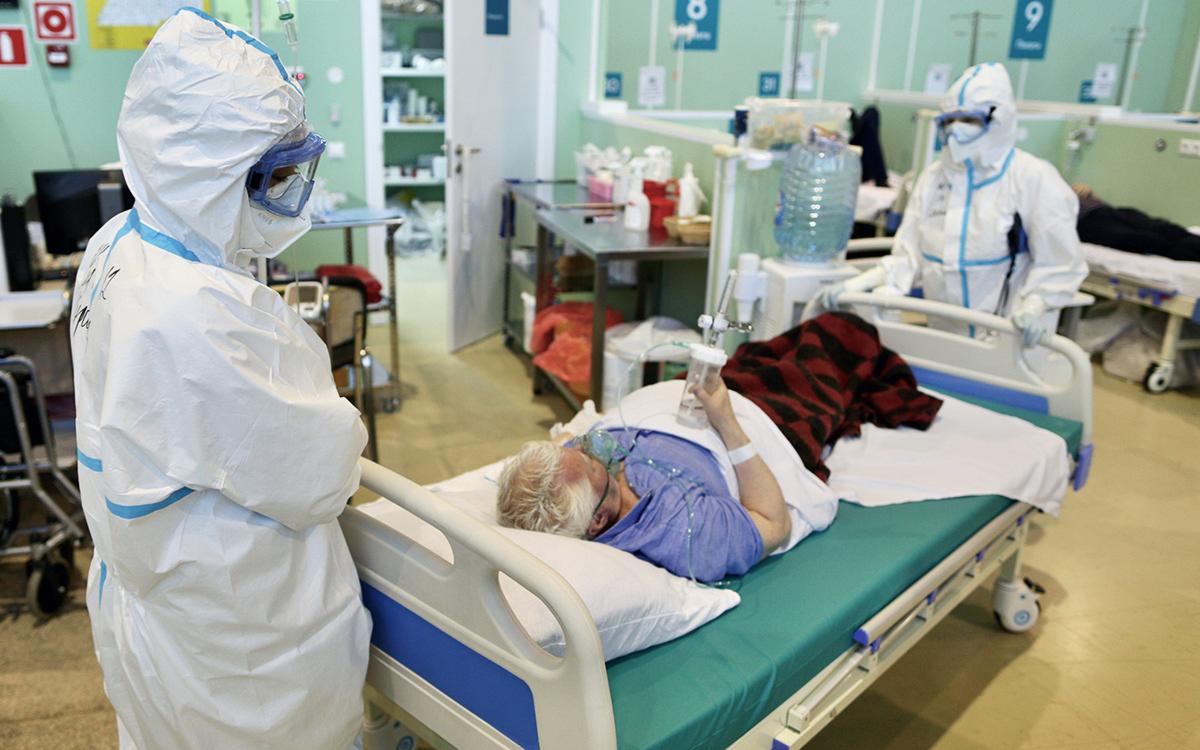 Собянин заявил об успехах Москвы в борьбе с коронавирусом