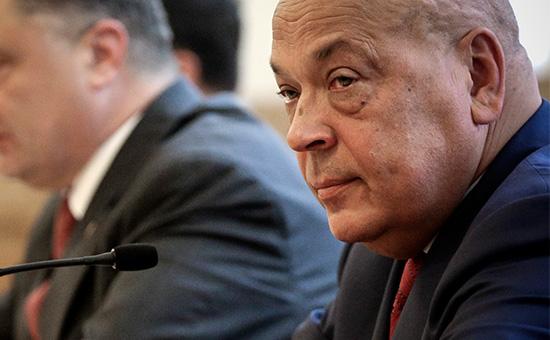 Глава Закарпатской областной госадминистрации Геннадий Москаль