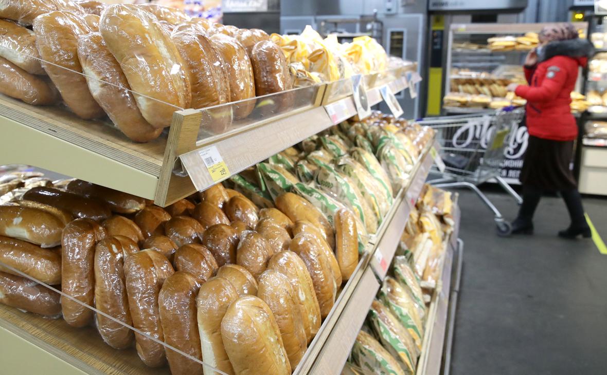 Кабмин выделит более 4,5 млрд руб. для сдерживания цен на муку и хлеб