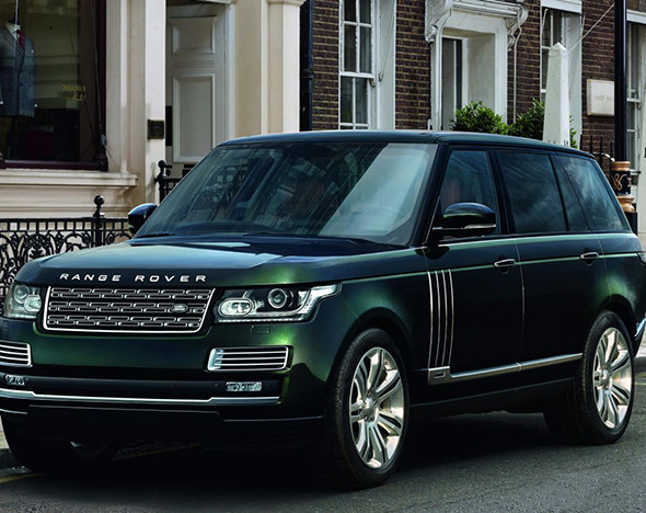 Фото:  Land Rover